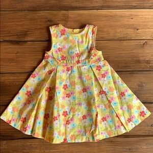 Gymboree SPRING RAINBOW Dress